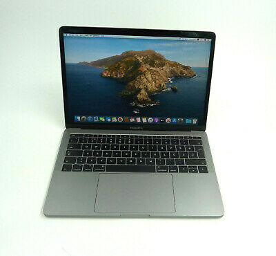 "APPLE MACBOOK PRO A1708 LAPTOP 2017 CORE i5-7360U 8GB 13.3"" RETINA GRADE B 16079"