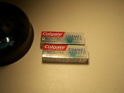 Lot of 2-Colgate Enamel 0.85