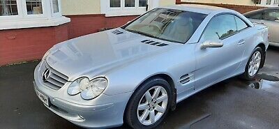 Mercedes-Benz SL350 auto rare extremely low mileage