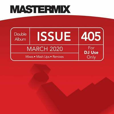 Mastermix Issue 405 Twin DJ CD Set Ft 10 Continuous Mixes Past And Present
