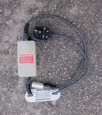 Radiodetection Live Plug Connector (LPC) - Genny