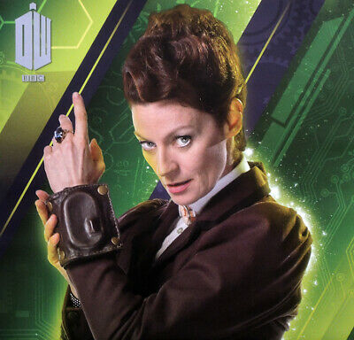 Doctor Who Michelle Gomez UNSIGNED photo K9990