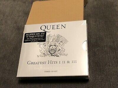 Queen - Platinum Collection, Vol. 1-3 - SEALED