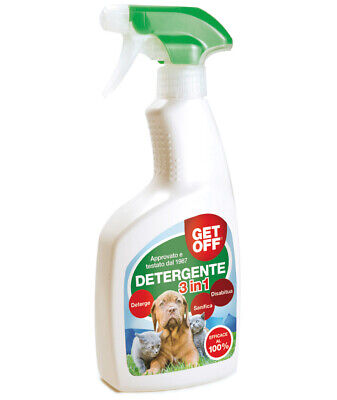 Get Off neutralizante de olores en gel spray 500ml Get off