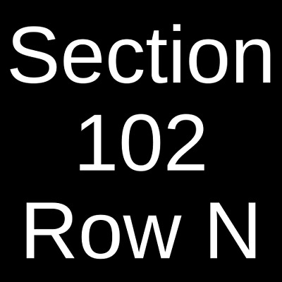 2 Tickets Backstreet Boys 10/7/20 Chula Vista, CA
