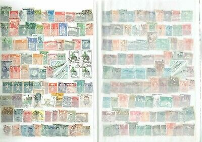 K454 World stockbook stamp collection on 10sides