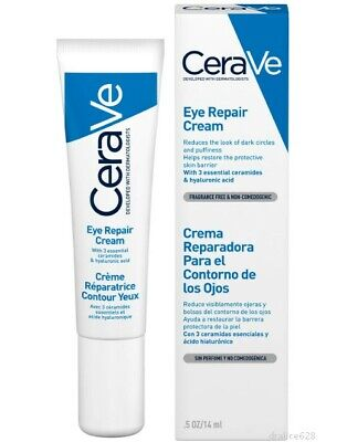 CeraVe Eye Repair Cream 14ml  For Dark Circles And Puffiness