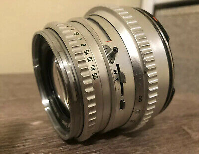 Hasselblad Zeiss Planar 80mm f/2.8 C Lens Silver