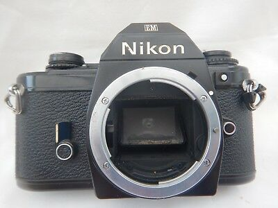 * Nikon Em Camera Body Only