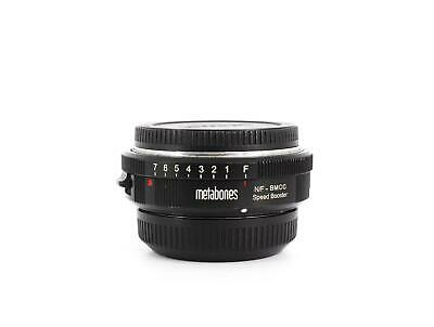 Metabones Nikon G to BMCC Speed Booster (SKU:890085)