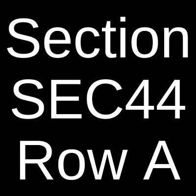 4 Tickets Foreigner, Kansas & Europe 7/29/20 Cuyahoga Falls, OH