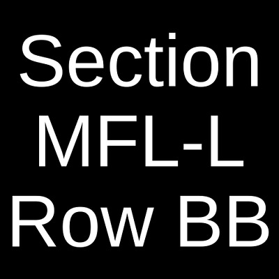 2 Tickets The Play That Goes Wrong  2/29/20 Indianapolis, IN