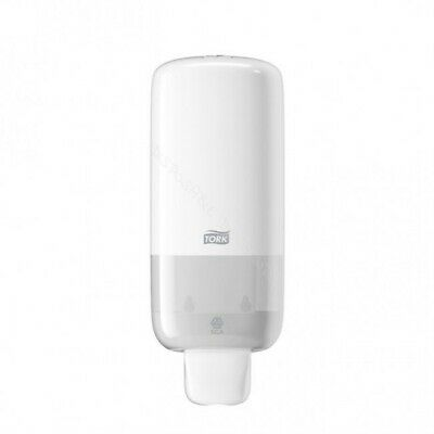 Tork S4 Foam Soap Dispenser in White Wall Mounted (561500) - RRP: £31.99