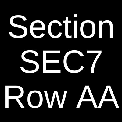 2 Tickets Journey & The Pretenders 8/8/20 Charlotte, NC