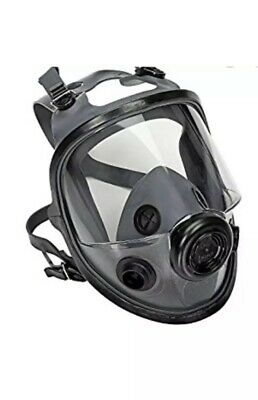 HONEYWELL NORTH - 5400 Series Full Facepiece Respirator Mask, 54001, Med / Large