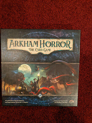 Arkham Horror The Card Game LCG Core Set FFG Used Good Condition