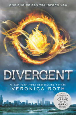 Divergent (Divergent Series) - Paperback By Roth, Veronica - GOOD