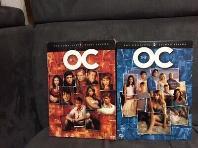The Oc Season 1 And 2 Dvd Complete First Second Very Good
