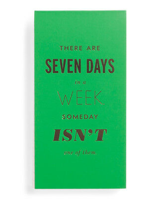 kate spade new york Seven Days A Week Large Notepad 125 Pages