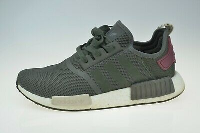 ORIGINAL MENS ADIDAS NMD_R1 NMD R1 Trainers Sneakers Grey
