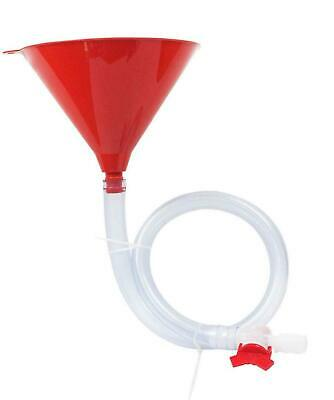 Large Beer Bong Funnel Chug Party Drinking Game Scull Tap Stubby