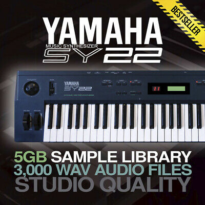 Yamaha SY22 SY55 V50 DS-55 SY35 S30 AN1x Replacement Key