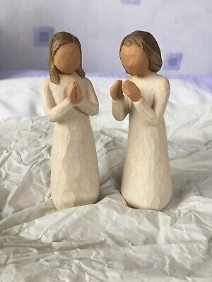 Willow Tree Figure Sisters By Heart