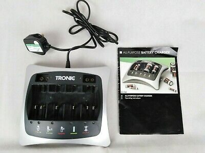 Tronic Universal Battery Charger Kh 980