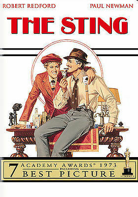 The Sting (DVD, 1998, Limited Edition Packaging)