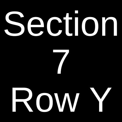 2 Tickets Elton John 6/13/20 Fargodome Fargo, ND
