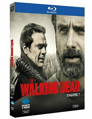 the walking dead stagione 7 blu ray