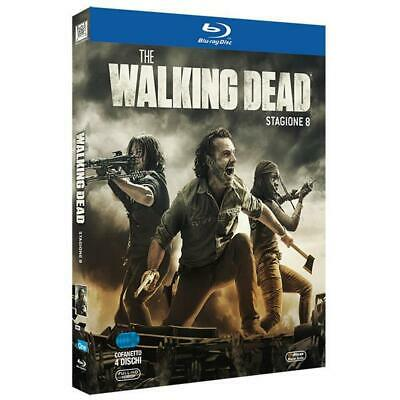 the walking dead stagione 8 blu ray