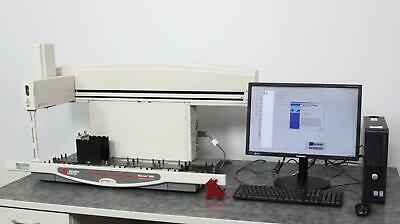 Beckman Coulter Biomek 3000 Automated Liquid Handler 986120 w/ PC & Software