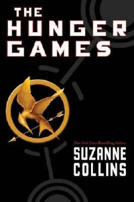 The Hunger Games (The Hunger Games, Book 1) - Hardcover - GOOD