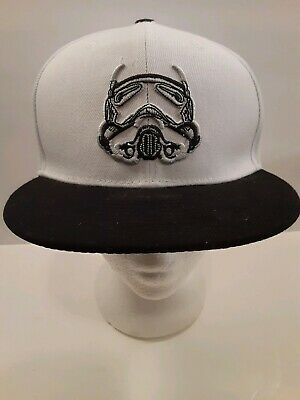 New Era Storm Trooper Star Wars Snapback Cap 9fifty 950 Special Limited Edition