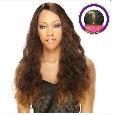 Freetress Equal Invisible L-Part Synthetic Wig CHERRY