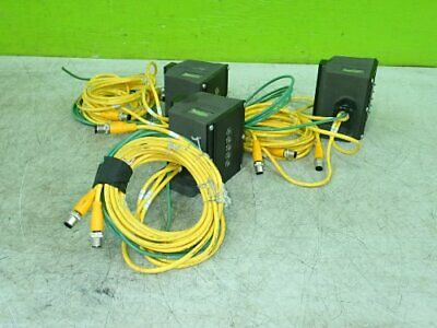 3 Balluff Bns 816-X1010 Mechanical Safety Switches  04181830102