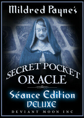 DELUXE SEANCE EDITION Pocket Oracle -Mildred Payne_ Deviant Moon Inc-