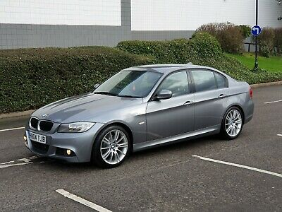 Bmw 320d m sport business edition fully loaded immaculate condition FBMSH