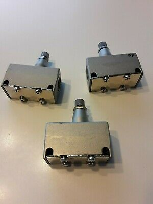 NO3 Speed Controller In-Line 3//8 NPT Port SMC AS3000 Flow Control