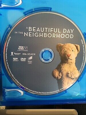 A Beautiful Day In The Neighborhood 2019 DVD Only
