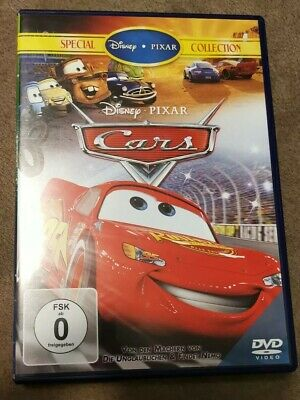 Cars (Special Collection) (2007) DVD