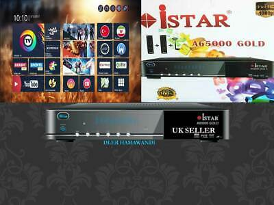 Istar Korea A65000 Gold New Free With 12 Month Online Tv