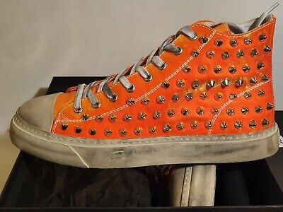 Sneakers Gienchi metal gienchi Jean Michel Donna Nr 36 NUOVE