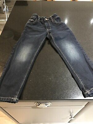 Boys Straight Leg Next Jeans Aged 5yrs. Excellent Condition.