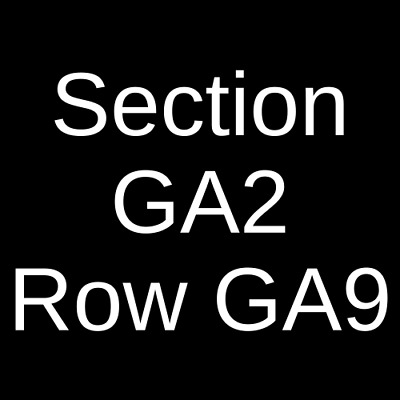 4 Tickets Wallows 5/17/20 The HiFi - Dallas Dallas, TX