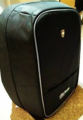 Swiss Peak 15.6in anti-theft laptop back pack, as-new!