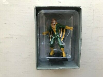 CLASSIC MARVEL FIGURE COLLECTION ISSUE 92 BISHOP EAGLEMOSS FIGURINE