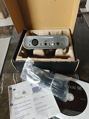 M-Audio Fast Track Audio Interface USB