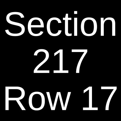 2 Tickets The Eagles 4/12/20 Chase Center San Francisco, CA